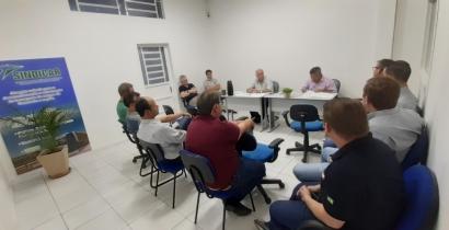 Reunião para debater sobre o Ciot e o Marco Regulatório