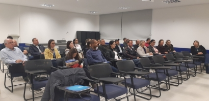 Palestra sobre Educação Financeira