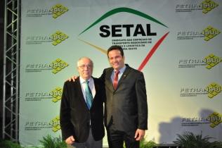 Sindicar participa da posse da nova diretoria do SETAL