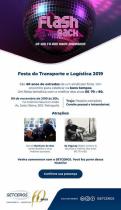 Festa do Transporte e Logística  e 60 anos SETSERGS